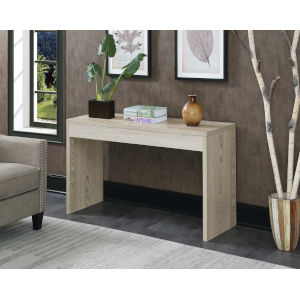 Northfield Ice White 16-Inch Console Table