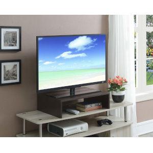 Designs 2 Go Espresso Small TV Monitor Riser