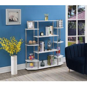 Designs 2 Go White Book Shelf