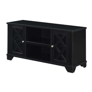 Gateway Black TV Stand