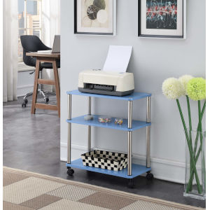 Designs 2 Go Blue 12-Inch Office Caddy