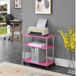Designs 2 Go Pink 12-Inch Office Caddy