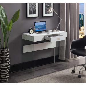 SoHo White 36-Inch Desk
