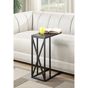 Tucson C Black End Table