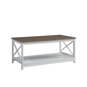 Oxford Driftwood White Coffee Table