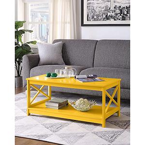 Oxford Yellow Coffee Table