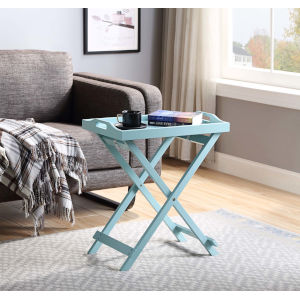 Designs2Go Sea Foam Tray Table