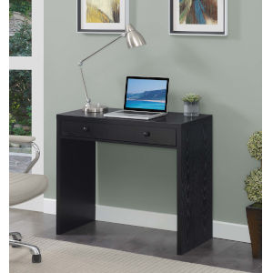 Northfield Black Office Desk