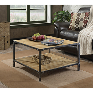 Laredo Black Coffee Table