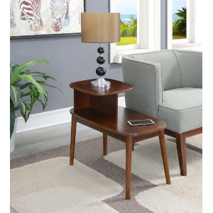 Maxwell Espresso End Table