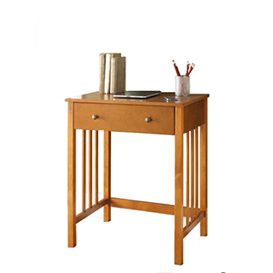 Designs2Go Cherry Mission Desk