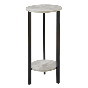 Greystone 31-inch Plant Stand
