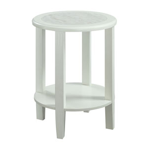 Seville Oval End Table