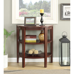 Newport 3 Shelf Console