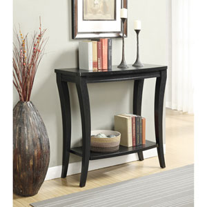 Newport Console Table with Shelf