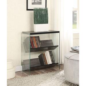 Soho Bookcase Weathered Gray