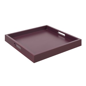 Palm Beach Purple Tray