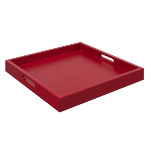 Palm Beach Red Tray
