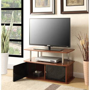 TV Stand with 2 Cabinets