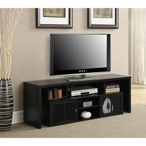 Lexington 60-inch Black TV Stand