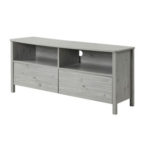 Designs2Go Silver Oak TV Stand