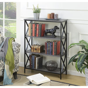 Tucson 4 Tier Bookcase