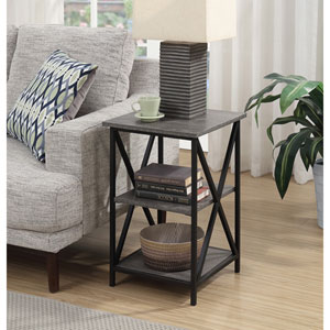 Tucson 3 Tier End Table