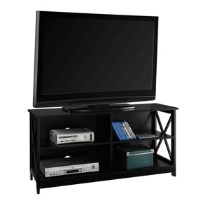 Designs2Go Black TV Stand