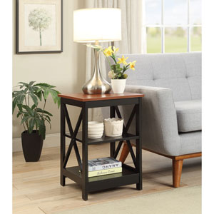 Oxford Cherry End Table