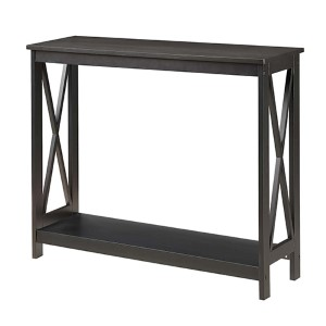 Oxford Black Console Table