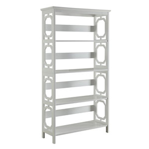 Omega 5 Tier Bookcase