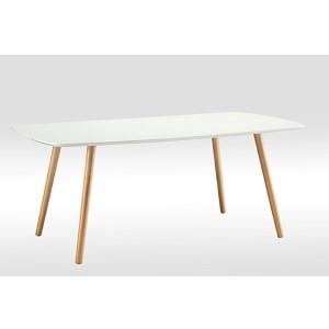 Oslo White Coffee Table