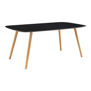 Oslo Black Coffee Table