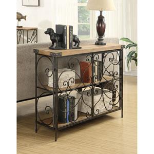 Sedona Decorative Wire Console Table