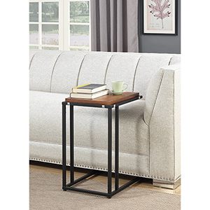 Nordic C End Table
