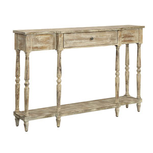 Wyoming Wood Console Table