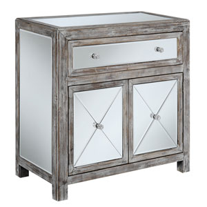 Gold Coast Vineyard Mirrored Cabinet