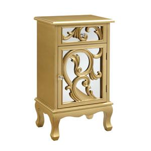 Gold Coast Jasmine Accent Cabinet