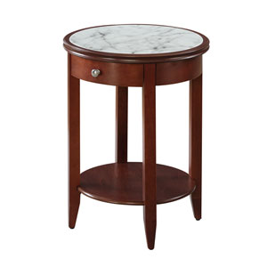 American Heritage Baldwin End Table with Drawer