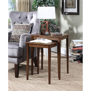 American Heritage Nesting End Tables