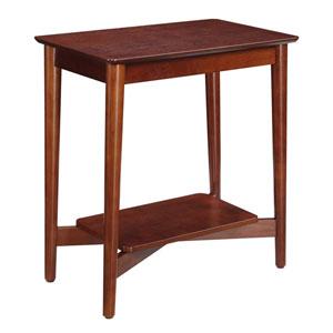 Savannah Mid Century Chairside Table