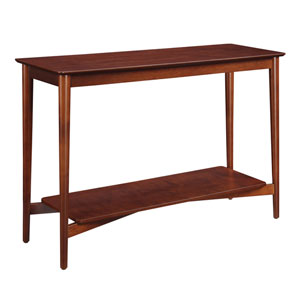 Savannah Mid Century Console Table