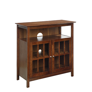 Big Sur Highboy TV Stand