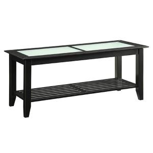 Carmel Black Coffee Table