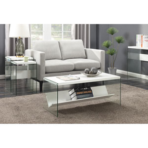 SoHo Coffee Table in White
