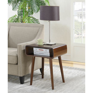 Napa Valley End Table in Espresso