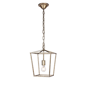 Maddox Vintage Sliver One-Light Mini Pendant