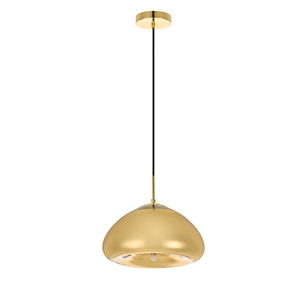 Reflection Gold One-Light Pendant