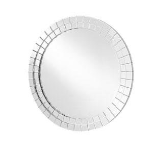 Sparkle Clear 40-Inch Round Mirror