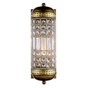 Olivia French Gold One-Light Wall Sconce
